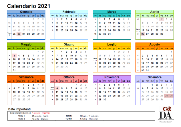 Click to download 2021 school calendar